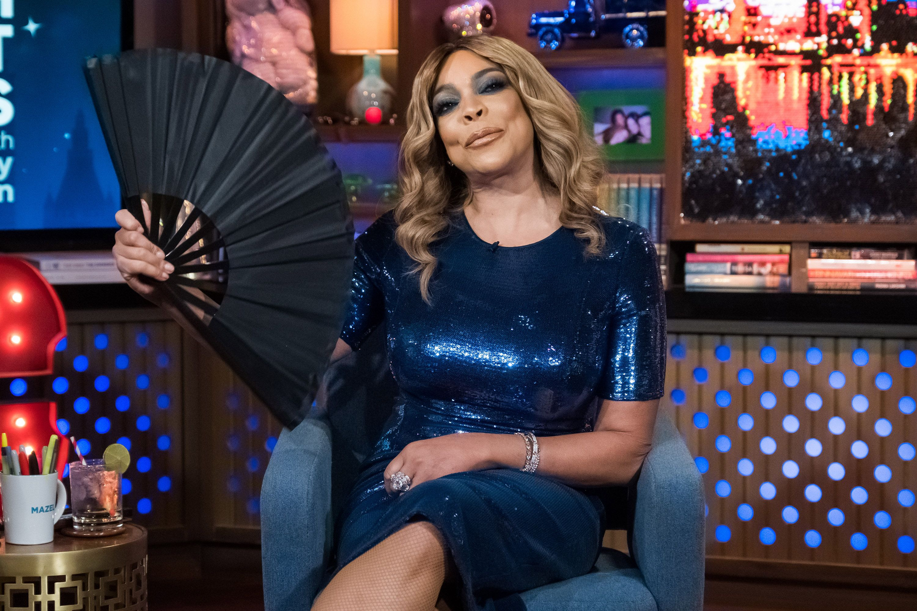 Tearful Wendy Williams apologizes for saying gay men shouldn